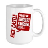 Castle Ruggedly Handsome Mug