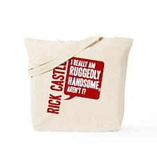 Castle Ruggedly Handsome Tote Bag