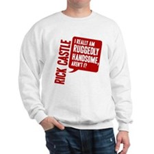 Castle Ruggedly Handsome Sweatshirt