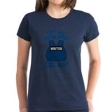 Castle Writer Vest Quote Tee