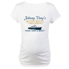 Castle Johnny Vong Maternity T-Shirt