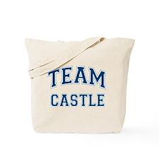 Team Castle Tote Bag