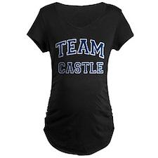 Team Castle Maternity Dark T-Shirt