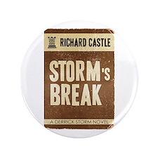 """Retro Castle Storm's Break 3.5"""" Button"""