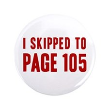 "Castle Page 105 3.5"" Button"