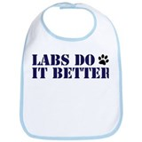Labs Do It Better Bib
