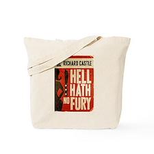 Castle Hell Hath No Fury Tote Bag