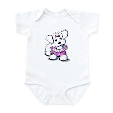 Fashion Princess Infant Creeper