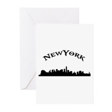Unique New york city Greeting Cards (Pk of 20)