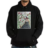 Witch's Broomstick Hoody