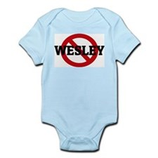 Anti-Wesley Infant Creeper