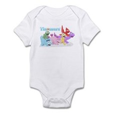 Cute Hatch Infant Bodysuit