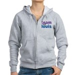 DWTS Team Louis Women's Zip Hoodie