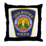 Chelmsford Police Throw Pillow
