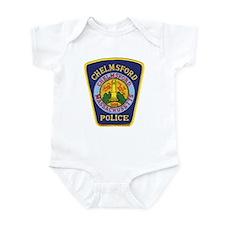 Chelmsford Police Infant Bodysuit