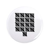 "85th birthday 3.5"" Button (100 pack)"