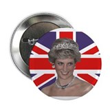 "Cute Royal wedding 2.25"" Button (100 pack)"