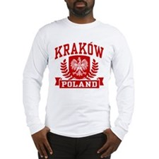 Krakow Poland Long Sleeve T-Shirt