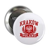 "Krakow Poland 2.25"" Button"