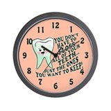 Dentists Wall Clocks