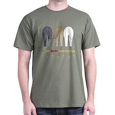 Nothin' Butt Bedlingtons T-Shirt
