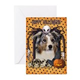 Halloween Nightmare - Aussie Greeting Cards (Pk 10