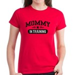 Mommy in Training Women's Dark T-Shirt