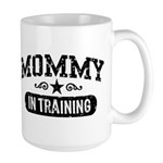 Mommy in Training Large Mug