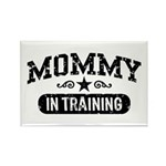 Mommy in Training Rectangle Magnet
