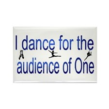 Dance for One Rectangle Magnet