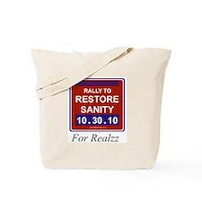 Cool Restore sanity Tote Bag