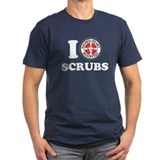I Love Scrubs Tee-Shirt