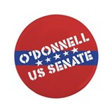 "Christine O'Donnell Senate 3.5"" Button"