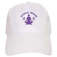 Yoga Mom Baseball Cap