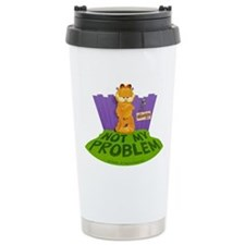 "Garfield ""Not My Problem"" Ceramic Travel Mug"