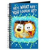 Garfield Goofy Faces Journal