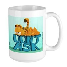 "Garfield ""Don't Ask"" Mug"