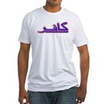 Infidel American Fitted T-Shirt