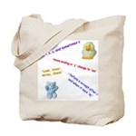 Spelling Rules Tote Bag