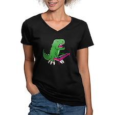 T-Rex Piano Shirt