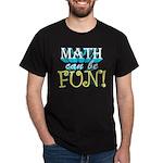 MATH can be FUN! Black T-Shirt