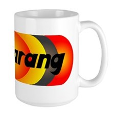 Bangarang Orange Coffee Mug