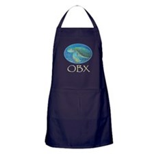 OBX Sea Turtle Apron (dark)