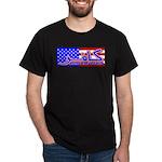 Infidel American Patriotic Black T-Shirt