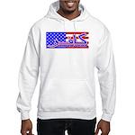 Infidel American Patriotic Hooded Sweatshirt