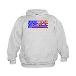 Infidel American Patriotic Kids Hoodie