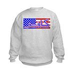 Infidel American Patriotic Kids Sweatshirt