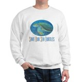 Save Our Sea Turtles Sweatshirt