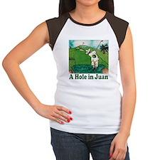 """A Hole in Juan"" Tee"