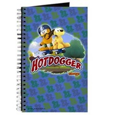 Garfield Hotdogger Journal